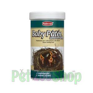 Padovan: Hrana za ručno hranjenje Baby Patee Universal, 100 gr