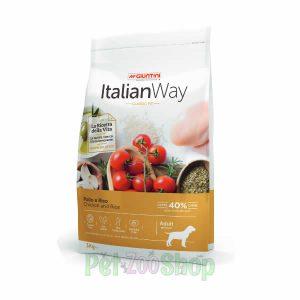 Italian Way za srednje rase pasa