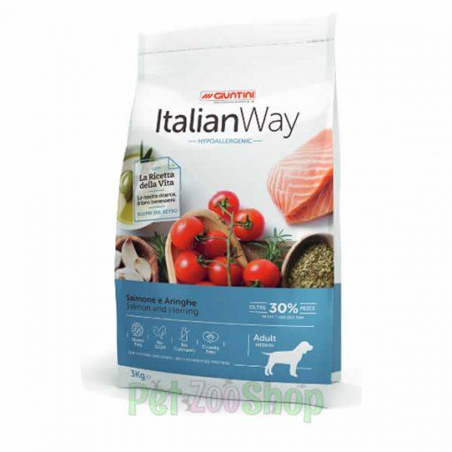Italain Way hrana za pse protiv alergije