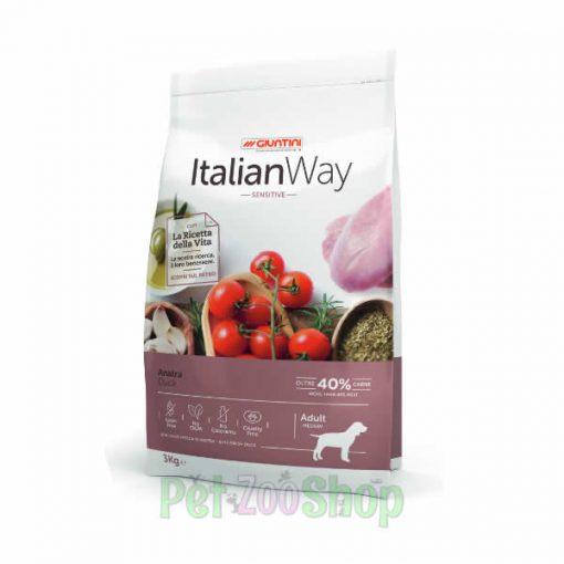 Italian Way hrana za srednje pse
