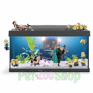 Tetra akvarijum 54 l Minions