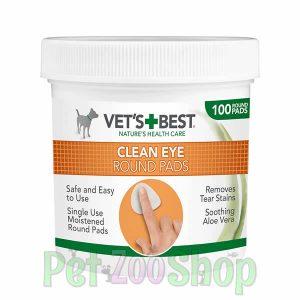 Bezbedne, za laku i brzu upotrebu kod ukljanjanja suznih mrlja i nečistoće oko očiju